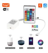 Inteligentný WiFi Ovladač LED RGB 12V - Tuya Smart Life